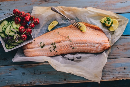 Solway Seafood - Salmon
