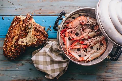 Solway Seafood - Prawns